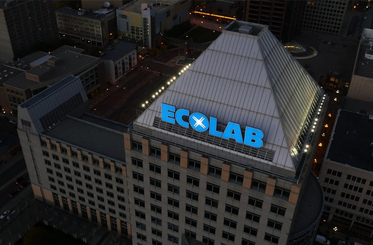 Ecolab to Acquire Belgium-Based Livestock Health and Safety Solutions Provider