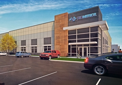State Provides $460K Grant To New Biomerics Facility In Brooklyn Park