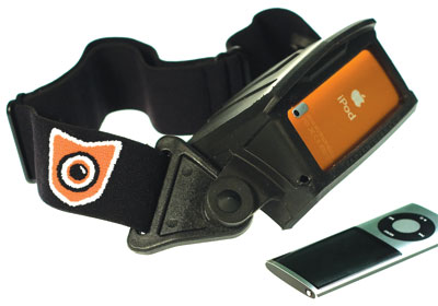 Start-Up Rampant View Turns iPods Into Head Cams