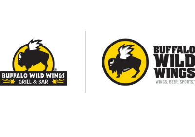 Buffalo Wild Wings Revamps Logo, Restaurant Design