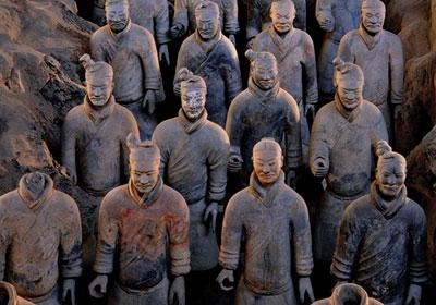 Arts Picks: China's Terracotta Warriors