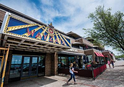 Two Restaurant Titans Wage A Battle For Wayzata