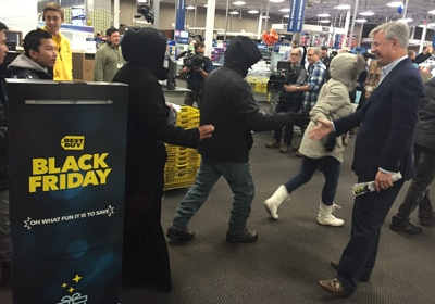 Black Friday, Small Business Saturday Provide Big Boost To MN Retailers