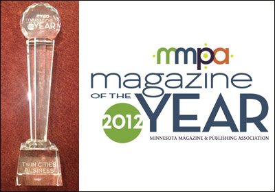 """TCB Wins """"Magazine of the Year,"""" 15 Other Awards"""