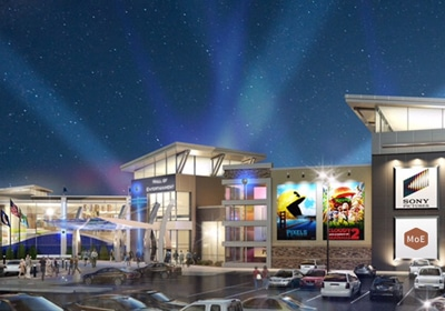 Sony Indoor Theme Park And Water Park Resort Set For Albertville