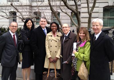 White House Recognizes Mpls. Lawyers' Pro Bono Program