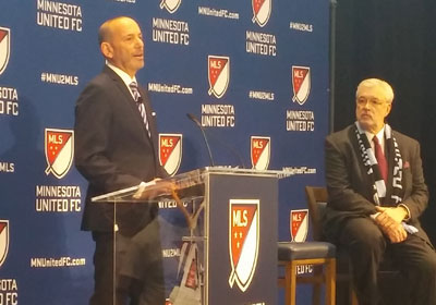 MN United Clinches MLS Expansion Slot, Maybe