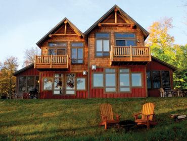Give Your Clients An Up North Executive Getaway