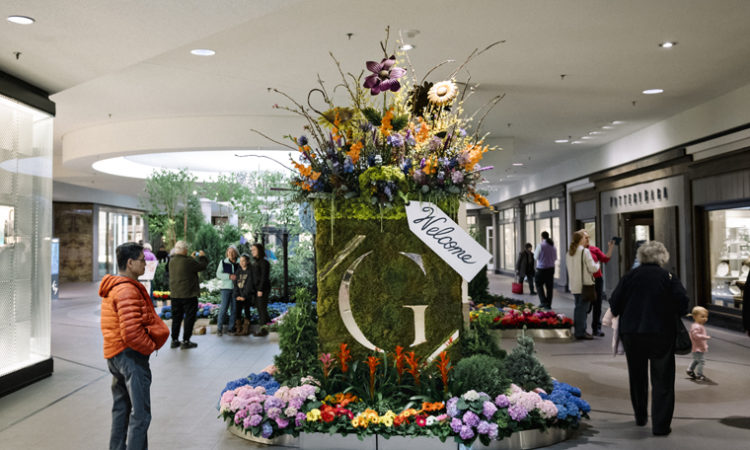 Bachman's and Galleria Announce Three-Year Agreement to Co-Produce Floral Experience