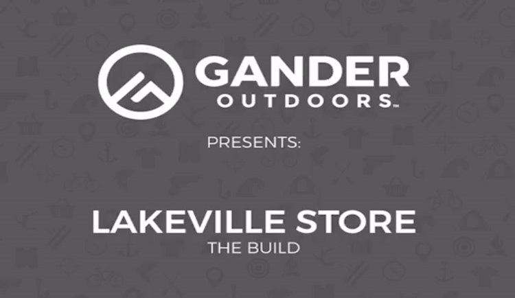 Gander Outdoors Opens New Location in Lakeville, Initiating Rebrand