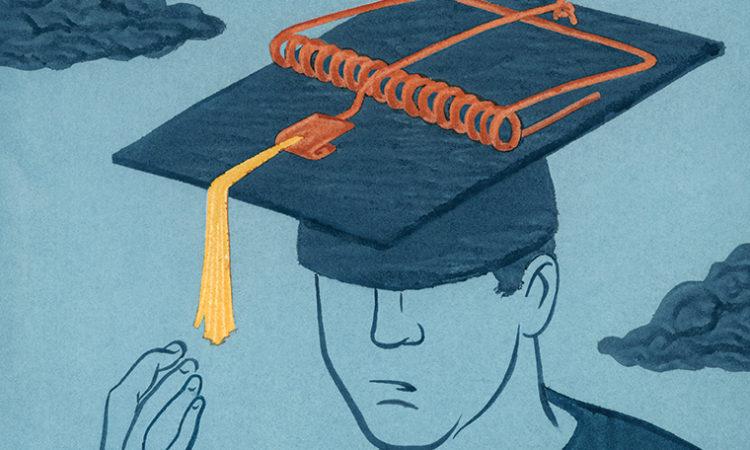 Minnesota Higher-Ed Debt Levels Off