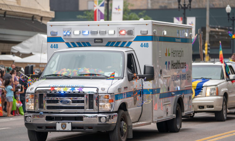 Hennepin Healthcare CEO Jon Pryor Makes Surprise Resignation