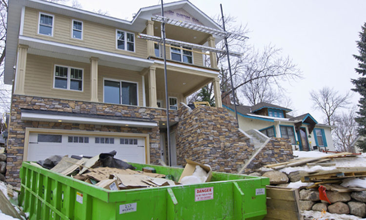 Throwing Old Homes in the Garbage is Becoming More Problematic (and Political) in Minnesota