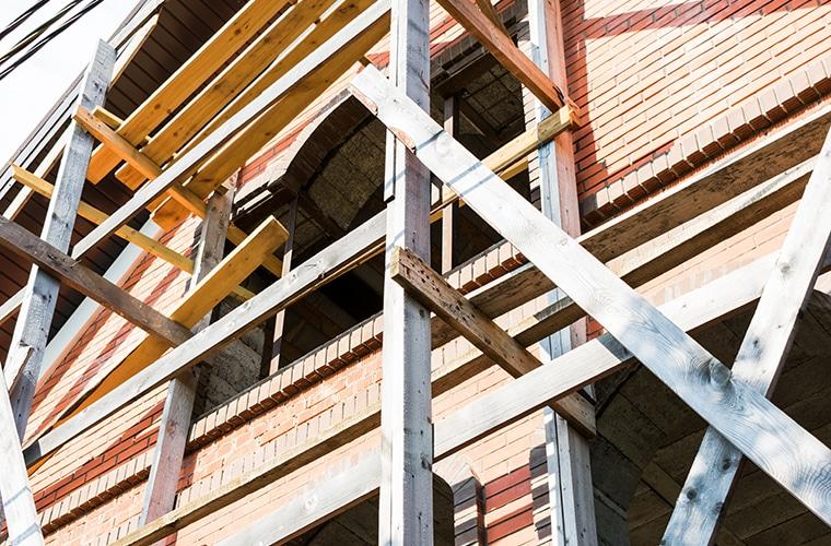 Homebuilding Boom Slides Slightly in August