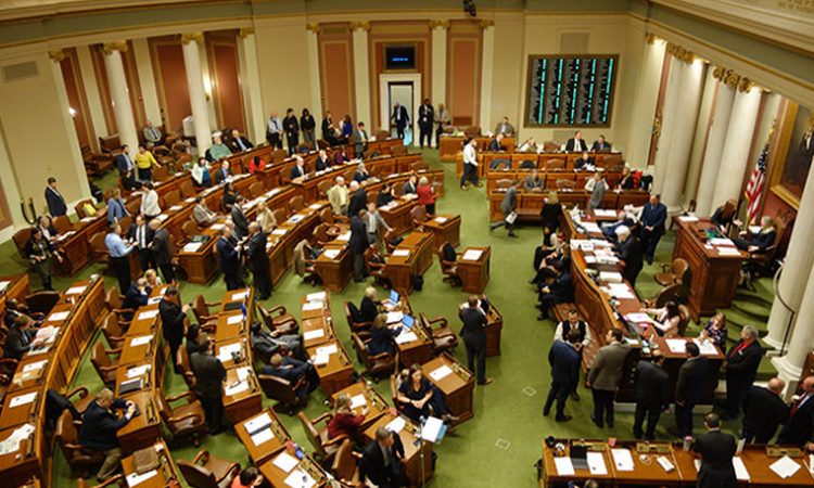 Special Session Adjourns After Minnesota Legislature Passes $48.3 Billion Budget