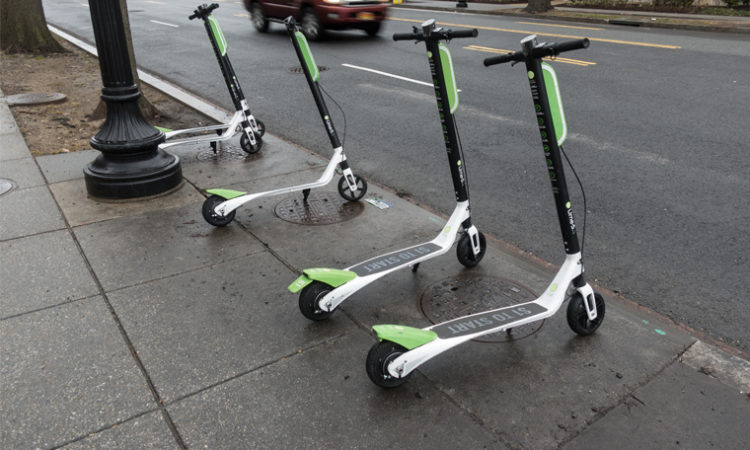 Electric Vehicle Company Lime Recalls A Scooter Line, Admitting Potential Manufacturing Flaw