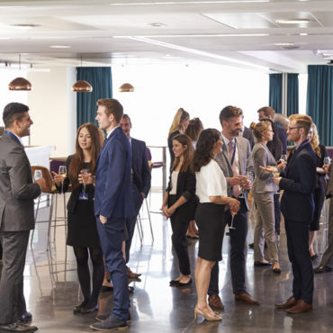 Freshen Up the Way You Are Networking