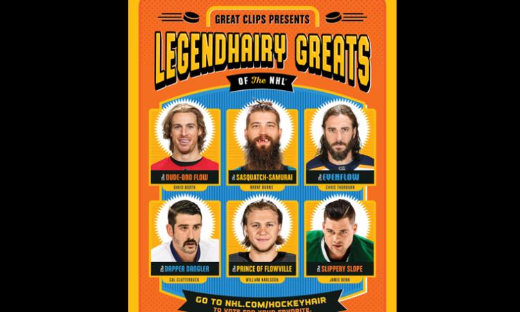 Great Clips Salon Chain Lands NHL Partnership
