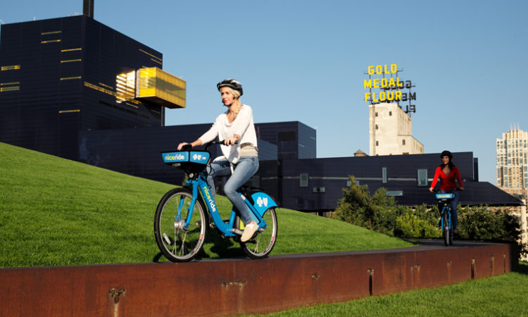 Nice Ride Minnesota Returns Next Week with Expanded Bikeshare Offerings but only in Minneapolis