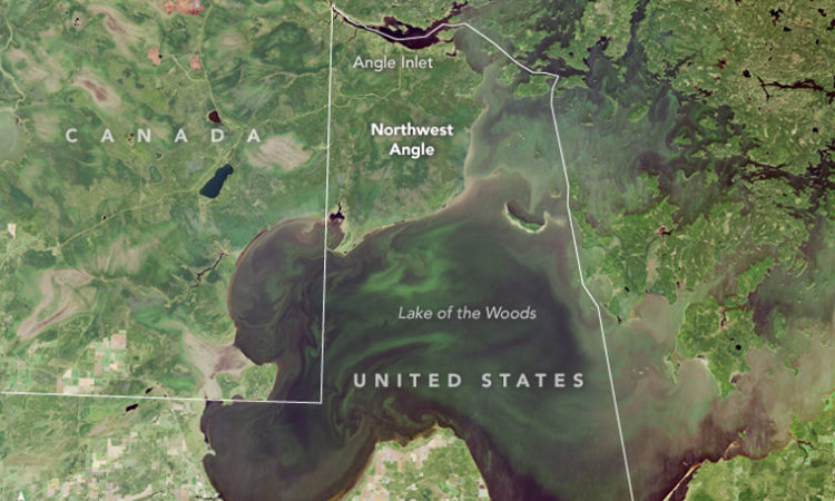 Give the Northwest Angle to Canada? Minnesotans Say No Way, No How