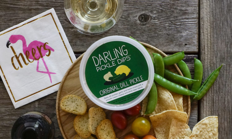 Pickle Dip Startup Looks to Triple Production
