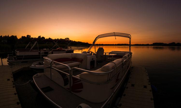 Polaris Makes Big Splash in Boat Business