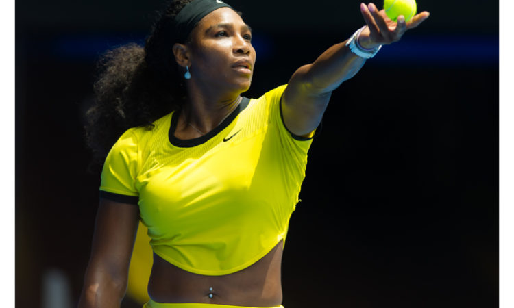 Serena Williams Serves Up Excitement in Speaking Appearance for Target