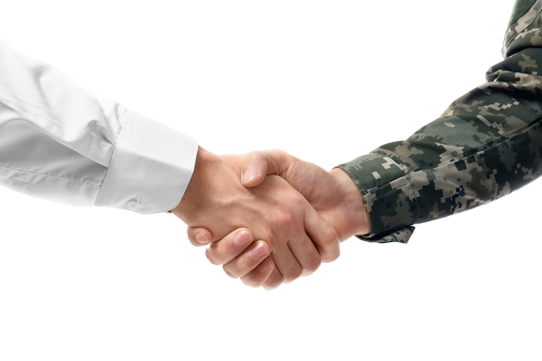 Coming Together for Veterans
