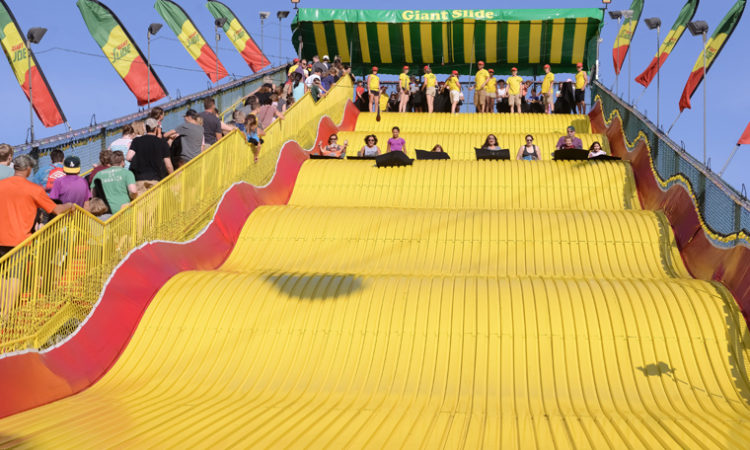 A Minnesota State Fair Staple Slides into a New Era