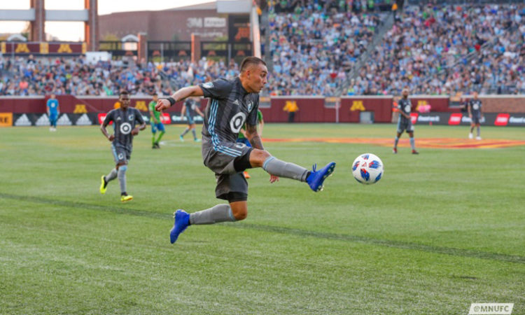 Minnesota United FC Expected to Break Decades-Old State Soccer Attendance Record