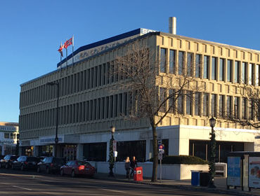 Uptown's Sons of Norway Site For Sale