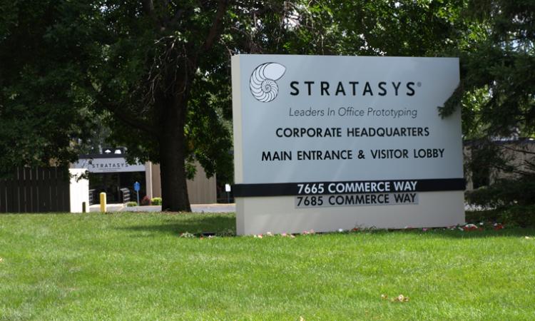 3D Printing Company Stratasys Names New CEO