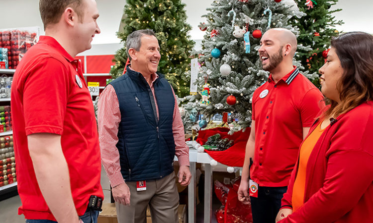 Target Boasts Holiday Sales Growth of 5.7 Percent, Outpacing Rivals
