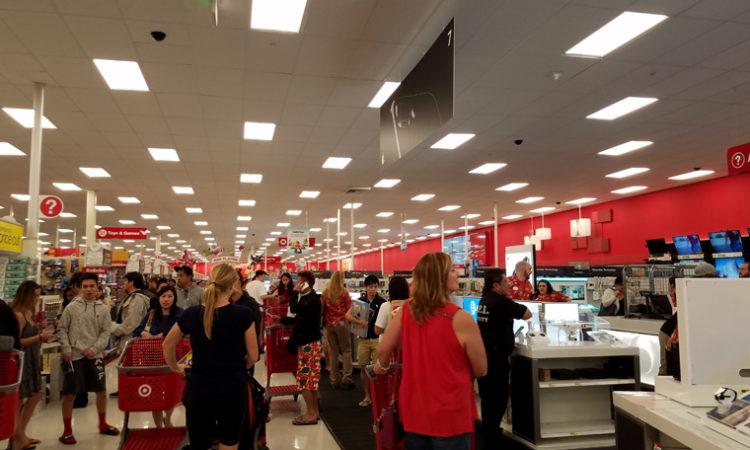 Target Hiring 130,000-Plus Seasonal Staff Members, UPS Hiring 100,000