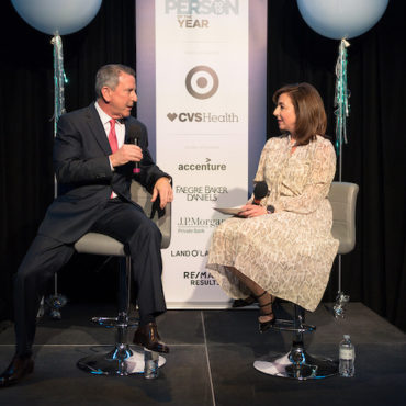 Target's Brian Cornell Shares the Key to His Success