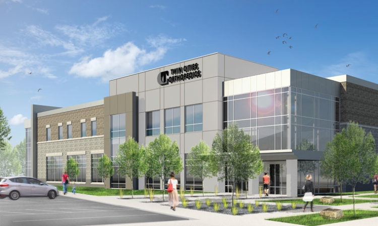 Building Boom for Twin Cities Orthopedics