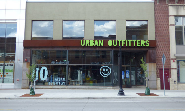 Urban Outfitters Space in Uptown Listed for Lease