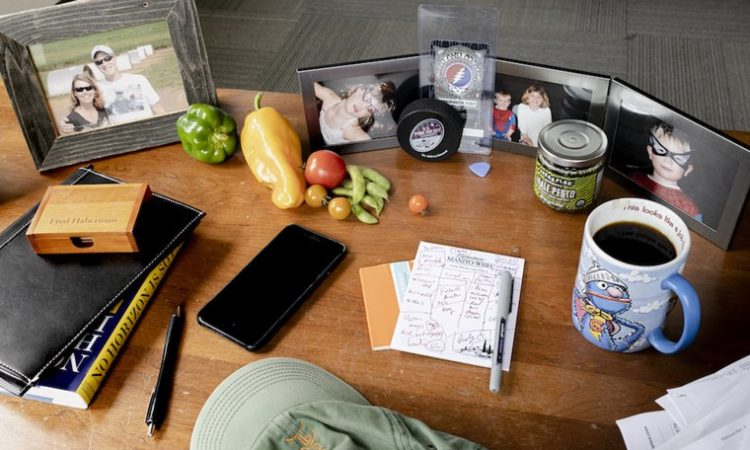 What's On My Desk: Fred Haberman, Agency CEO and Serial Entrepreneur