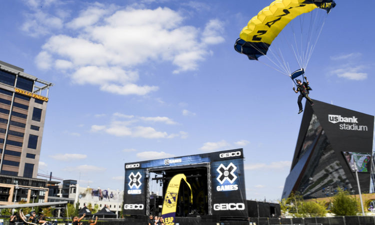 Minneapolis Lands Two-Year Extension as X Games Host