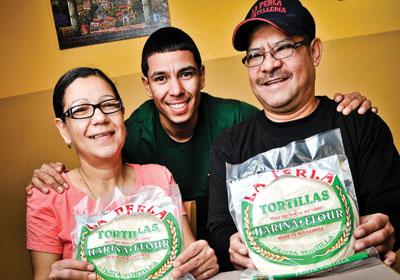 Tortilleria La Perla