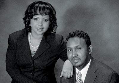 Siyad Abdullahi And Khadija Ali