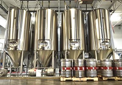 It Takes A Village At Lift Bridge Brewing Co.