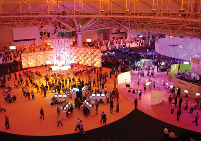 Best Corporate Event, Budget More Than $75,000| Best Event Design, More Than $25,000| Best Technical Production| Best ISES Team Effort| Best Creative Solutions