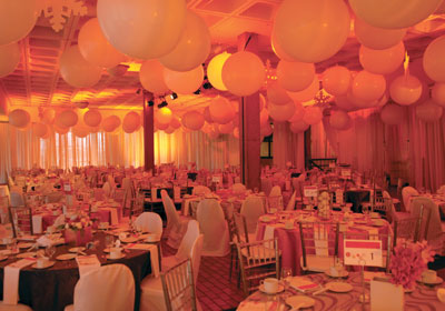Best Event Design And Decor, Budget Less Than $25,000 | Jodi Collen, Augsberg College & Sheree Bochenek, Apres Party & Tent Rental