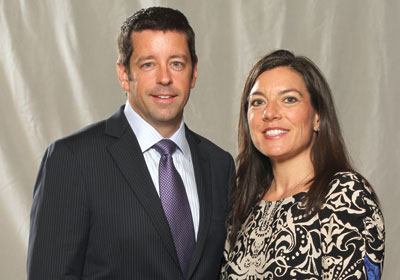 Michael And Stacy Gauthier