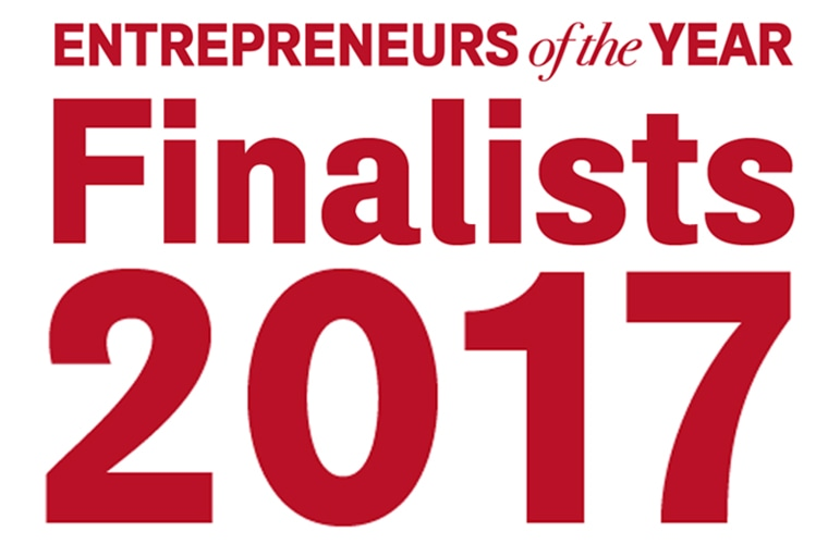 2017 EY Entrepreneurs of the Year Finalists