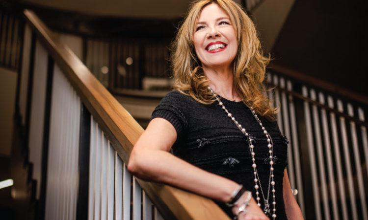 Sleep Number CEO Shelly Ibach Dreams Big