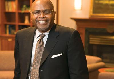 Ronald James