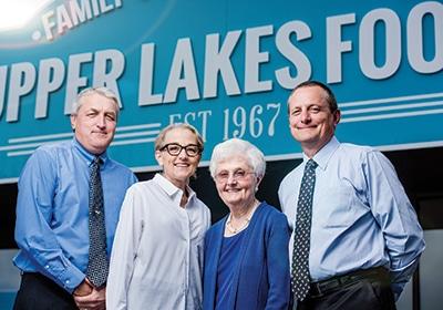Upper Lakes Foods Inc.
