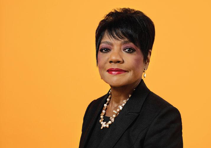 Barbara Butts Williams, Ph.D.